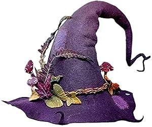 Sombreros de Bruja de Fieltro