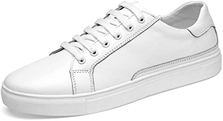 YXLONG Männer Schuhe 2018 Neue Männer Leder Business Casual Schuhe Trend Geschnitzten Herren Freizeitschuhe