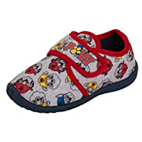 Paw Patrol Boys Character Slippers