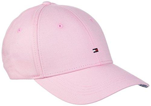 Tommy Hilfiger Damen Baseball BB Cap Print, Rosa (Orchid Pink 632), One Size (Herstellergröße: OS)