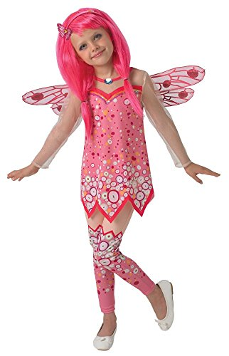 (Kinder Kostüm Mia and me Deluxe Fee Elfe Karneval Fasching M(5-6J.))