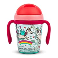 Tyrrell Katz Unicorns Toddler Drinking Bottle