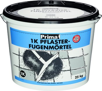 Prima Pflasterfugenmörtel 1 K 25 kg anthrazit