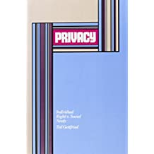Privacy (Issue & Debate)