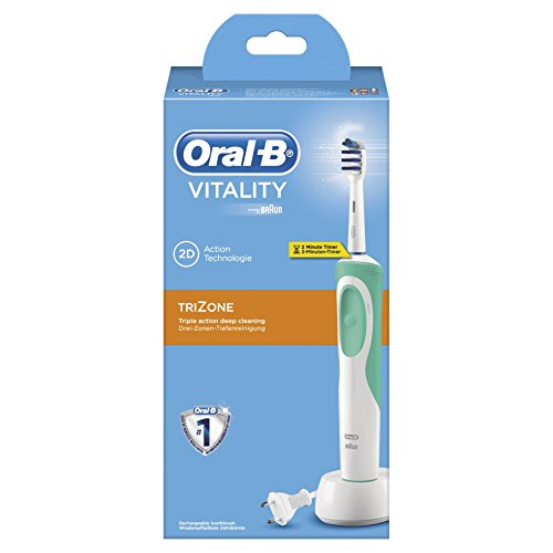 Oral-B Vitality Trizone Spazzolino Elettrico