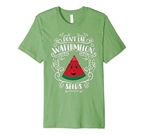 Don 't eat watermelon Samen Shirt | niedliche erwarten Mom Geschenk