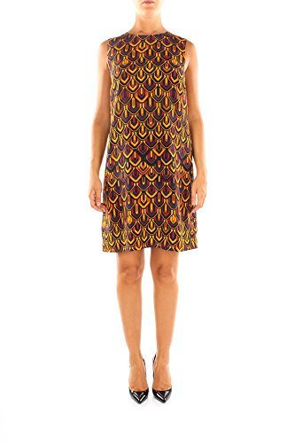 Abiti Missoni Donna Seta Multicolore JD3VA0201P3506 Multicolor 46