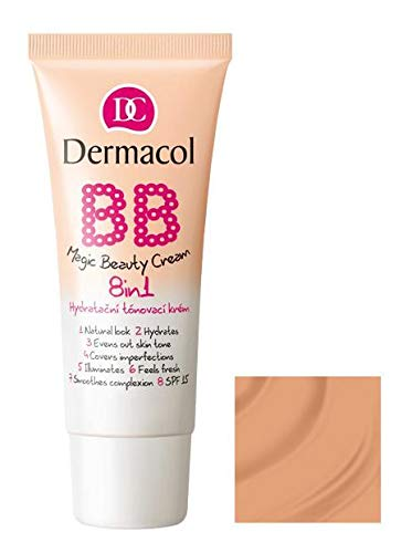 Dermacol BB Magic Beauty Cream 8in1-30ml (Sand)