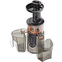Rgv 110851 Juice Art Digital Estrattore di Succo Digitale, Silver