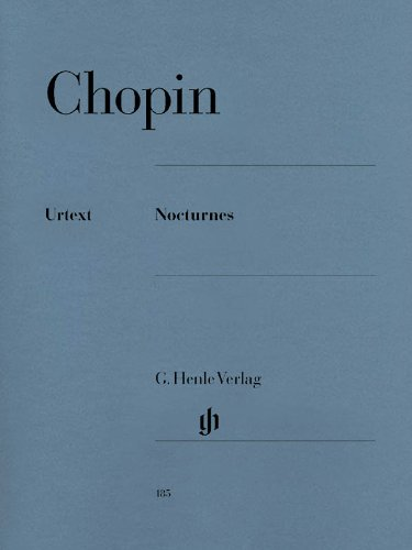 Nocturnes - Piano par Frederic Chopin