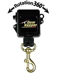 """Cinta automático giratorio """"high Security 'fijación cinturón–Gear Keeper"""