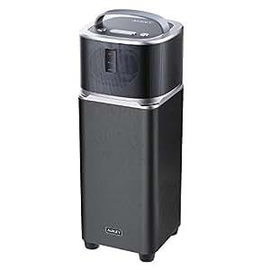 AUKEY Cassa Bluetooth, Speaker Wireless 25W con Subwoofer, Doppio Driver, Bassi Potenti, 8 Ore di Utilizzo Compatibile per iPhone, iPad, Samsung Cellulari e Altri Dispositivi (SK-M39, Nero)