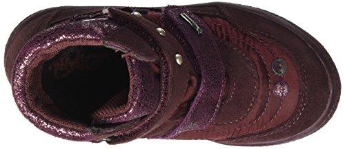 Primigi Pty Gtx 8177, Scarpe da Ginnastica Alte Bambina Rosso (Vino/bordo)