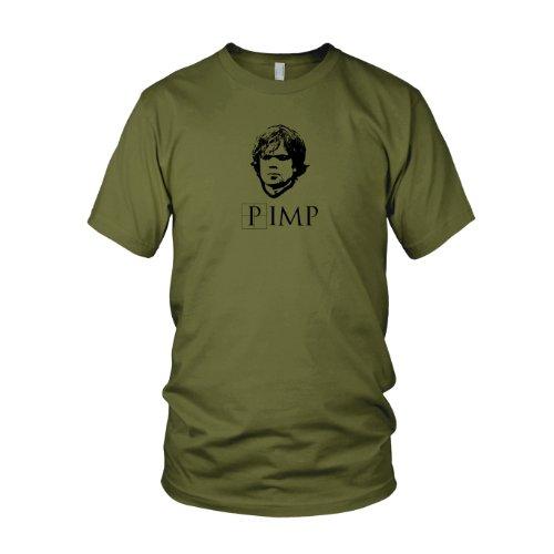 GoT: Pimp - Herren T-Shirt Army