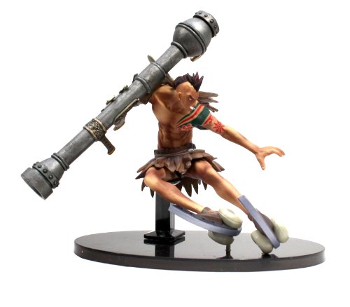 "Banpresto 48231 Volume 7 Wiper Scultures Colosseum One Piece 7"" Action Figure 2"