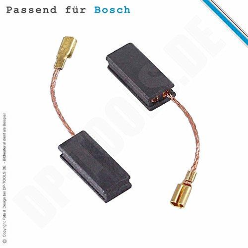 Preisvergleich Produktbild Kohlebürsten Kohlen Motorkohlen für Bosch GBH 2-20 SRE 5x8mm 1617014134