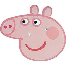 Peppa Pig - Peppa Pig - Card Face Mask by Kids Stars