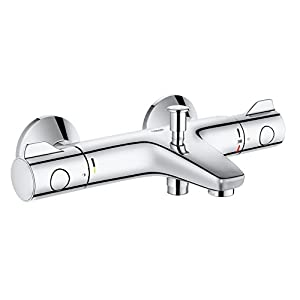 Grohe 800 Grifo monomando para baño y ducha con termostato Ref. 34568000