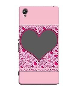 Nextgen Designer Mobile Skin for Sony Xperia Z4 :: Sony Xperia Z3 Dual D6603 :: Sony Xperia Z3 D6633 (Love Love Hearts Infactuation Togather In Relationship)