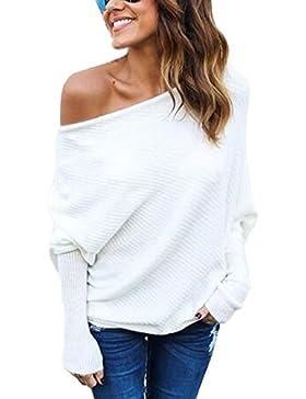 Mujer Pulóver Camiseta Casual Je
