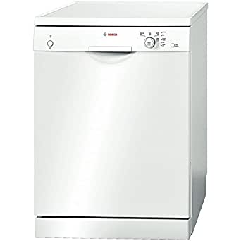 Bosch SMS40T42UK ActiveWater 12 Place Freestanding Dishwasher - White
