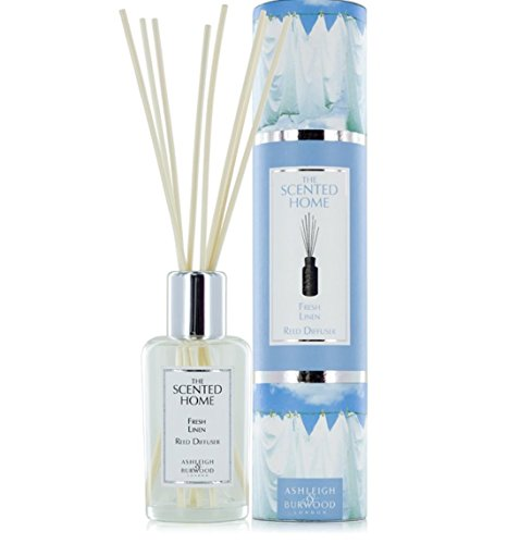 The Scented Home Fresh Linen Reed Diffuser 150 ml