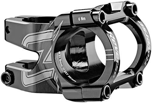 Reverse E-Black One Enduro Vorbau 31.8mm 35mm 8° schwarz/grau