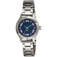 Fastrack Analog Blue Dial Women's Watch-NK6141SM02