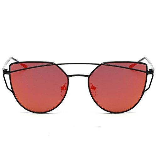 Provide The Best Frauen-Dame-Mode Sonnenbrillen Metallrahmen UV400 Gläser Brillen