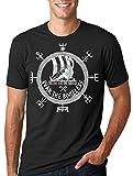 Silk Road Tees El Marido de la Camiseta de los Hombres Regalo Divertido para el Marido Camiseta Large Rosado