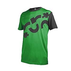 Uglyfrog 2017nueva verano camisetas para hombres manga corta camisetas Downhill MTB bicicleta de montaña ropa ciclismo jerseys, hombre, color A12, tamaño L