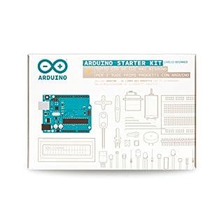 Arduino Starter Kit for beginner K010007 [Italian projects book]