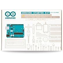 Arduino starter kit para principiantes K010007 [manual en italiano]