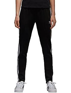 adidas SST TP Pantalones, Mujer, Negro, 42