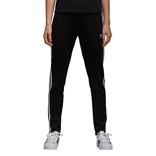 adidas Damen SST TP Sport Trousers, Black, 50 -