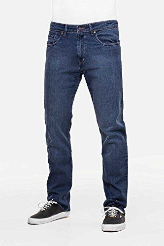 REELL Men Jeans Trigger Artikel-Nr.1106-005 - 01-001 Mid Blue