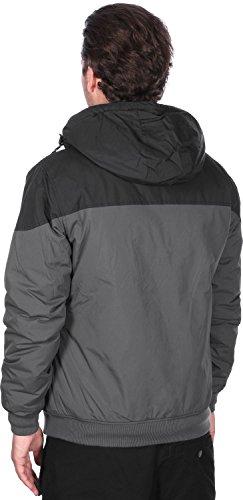 Iriedaily Jacke Men INSULANER Jacket Anthracite, Größe:M