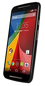 JAIFAON Premium Motorola Moto G G2 2nd Gen Generation XT1068 Tempered Glass Screen Protector (Clear)