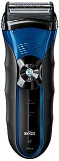 Braun Series 3 Elektrischer Rasierer 340s-4, blau (B00E7LE2Z2) | Amazon price tracker / tracking, Amazon price history charts, Amazon price watches, Amazon price drop alerts