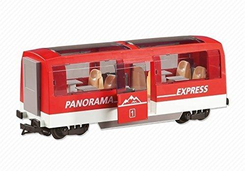 PLAYMOBIL 6342 City Action - Vagón de pasajeros