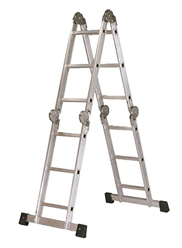 Arcama MP03 - Escalera articulada multiposiciones (aluminio)