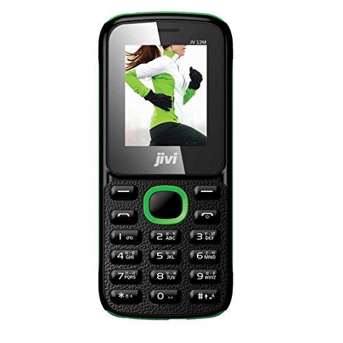 JIVI JV 12M (Black+Green)