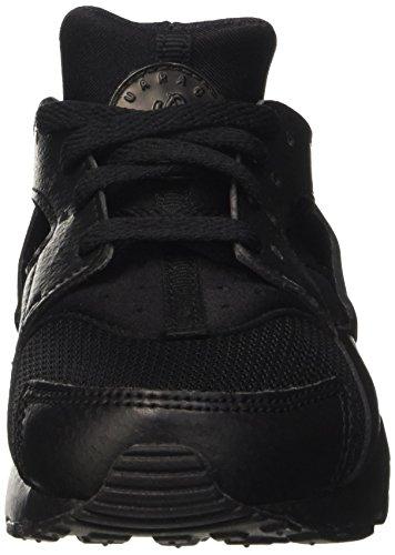 Nike Huarache Run (Ps), Scarpe da Corsa Bambino Multicolore (Black/Black/Black)