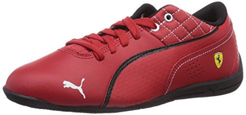 Puma Sf Drift Cat (Puma Drift Cat 6 L SF Jr, Unisex-Kinder Sneakers, Rot (05 rosso corsa-rosso corsa-black), 31 EU (12 Kinder UK))