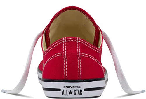 Converse AS Ox Can red M9696 Unisex-Erwachsene Sneaker, Rot (red), EU 42(US 8.5) - 3