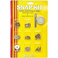 STAR BRITE Snap Kit con strumento di