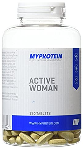 MyProtein MP MAX Elle Active Woman Tablets - Pack of 120