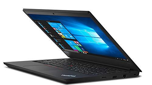 Lenovo ThinkPad E490 Intel Core i3 8th Gen 14-inch HD Thin and Light Laptop (4GB RAM/ 1TB HDD/ Windows 10 House/ Black/ 1.75 kg), 20N8S16400 Image 6