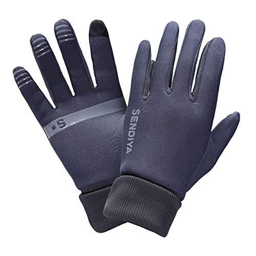 Hochwertiger Unisex Sport Fahrradhandschuhe, Warm Touchscreen Winddicht Handschuhe, Für Skifahren, Snowboarden, Motorschlittenfahren, Reiten Wandern Und Andere Sports