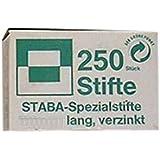 Spezialstifte verzinkt 25mm, 250 Stück